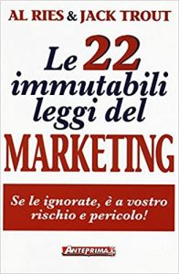 Le 22 leggi del marketing